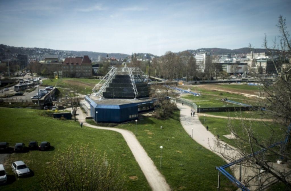 Der Verbleib des Planetariums im Mittleren Schlossgarten gilt als sicher. Foto: Achim Zweygarth
