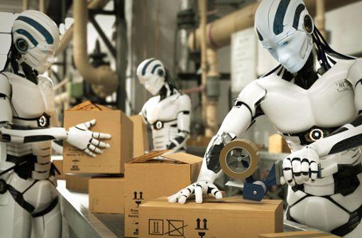 Roboter können nicht jeden Job machen