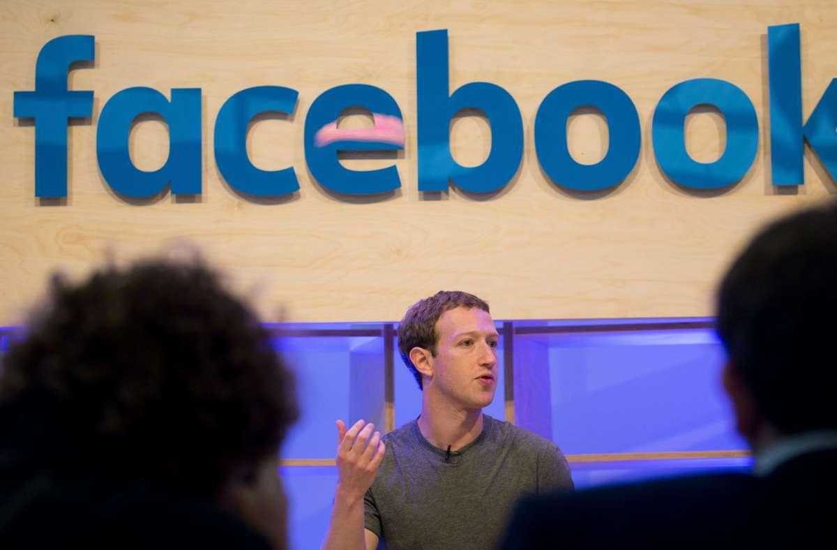 Bis zuletzt zeigte sich Facebook-Chef Mark Zuckerberg uneinsichtig. Foto: dpa/Kay Nietfeld