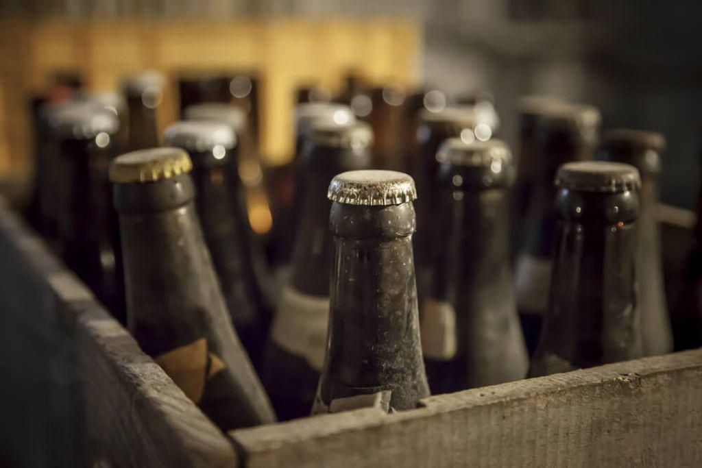 Noch trinkbar? Foto: Alessandro Lucca / shutterstock.com