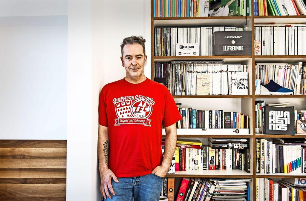 Outro: Matthias Hörstmann will sich von fast all seinen Firmenbeteiligungen trennen. Foto: Reiner Pfisterer