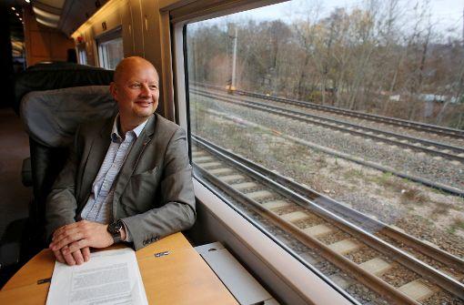 Bahn organisiert  S-21-Leitung neu