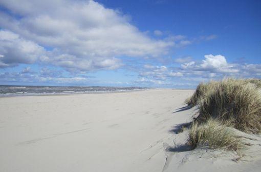 Sonne, Sand und Meer
