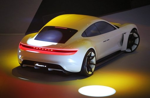 Porsches Paukenschlag