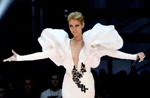 Celine Dion bringt neues Album heraus