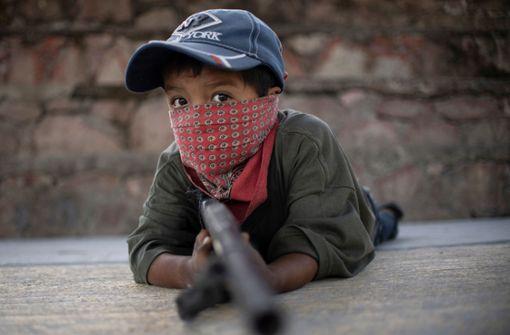 Schießtraining für Kinder statt Schule