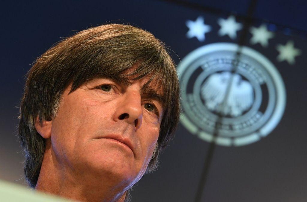 Der Bundestrainer hat gesprochen Foto: dpa