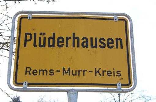 Plüderhausen entscheidet über Haushaltssperre