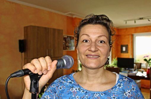 Sillenbucherin singt über Tod ihres Kindes