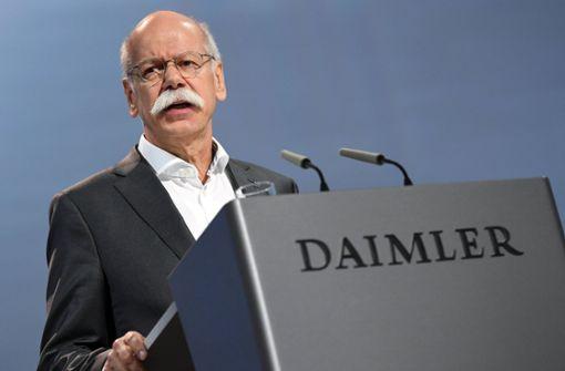 Hat auch Daimler getrickst?