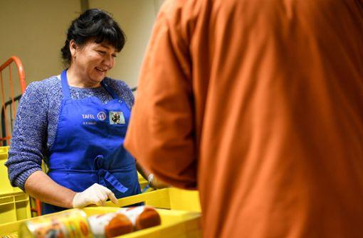 Immer mehr Menschen auf Lebensmittel-Spenden angewiesen