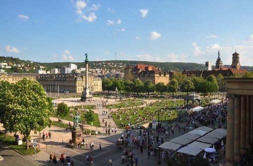 Stuttgart bleibt erstklassig