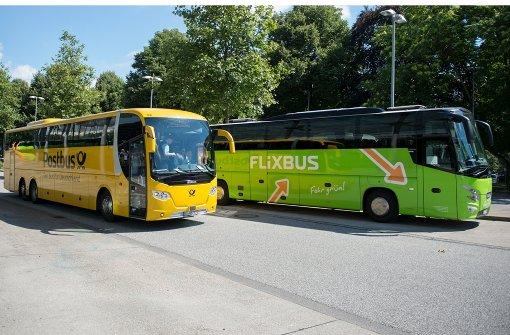 Flixbus übernimmt Konkurrent Postbus