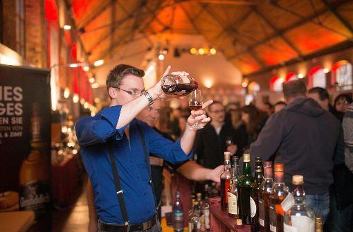 Stuttgarter Spirituosenmesse öffnet ihre Pforten