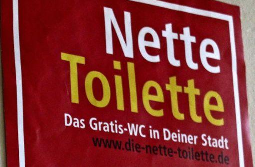 So nett sind die Netten Toiletten