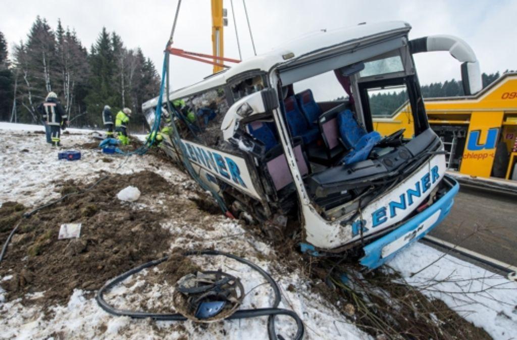 In Niederbayern ist es am Freitag zu einem Schulbusunfall gekommen. Foto: dpa