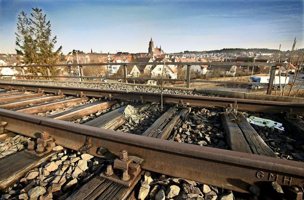 Zu einigen Tageszeiten wird die Hesse-Bahn in Weil der Stadt enden. Das hat Calw nun zugesichert. Foto: