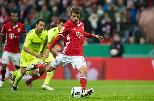 Viertligist Walldorf blamiert Darmstadt - Bayern und BVB weiter