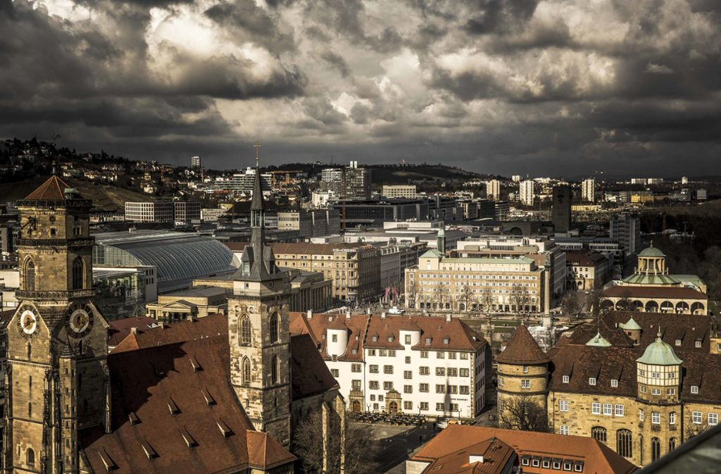 Im Stuttgarter Talkessel liegt das ein oder andere Geheimnis verborgen. Foto: Lichtgut/Leif Piechowski