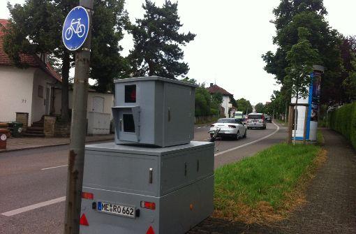 Stadt testet neues Blitzsystem im Verkehr