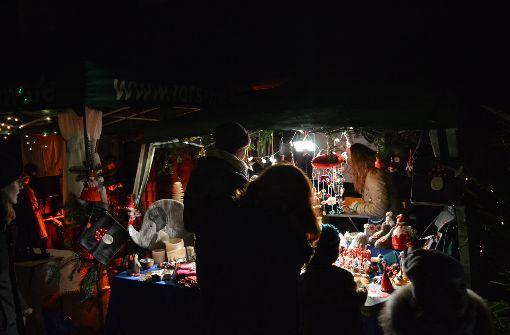 Weihnachtsmärkte im Wald und den Stadtbezirken