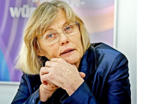 Paula Lutum-Lenger wird neue Leiterin