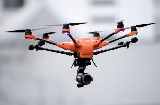 Drohnenflug löst heftigen Streit aus