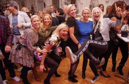 Stuttgarts Partyszene lässt es beim Castle-Rock krachen