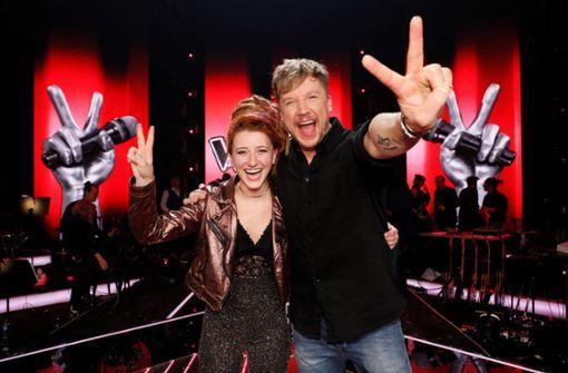 "So bewegend war Natia Toduas Teilnahme bei ""The Voice of Germany"""