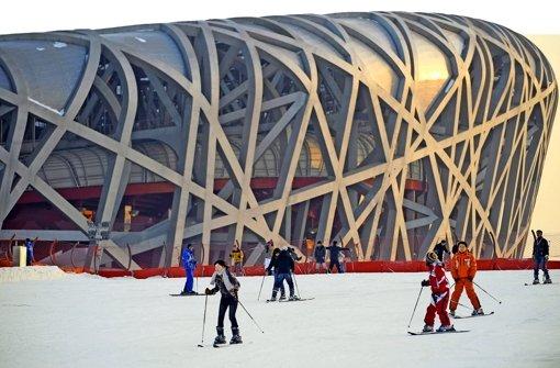 Almaty oder Peking?