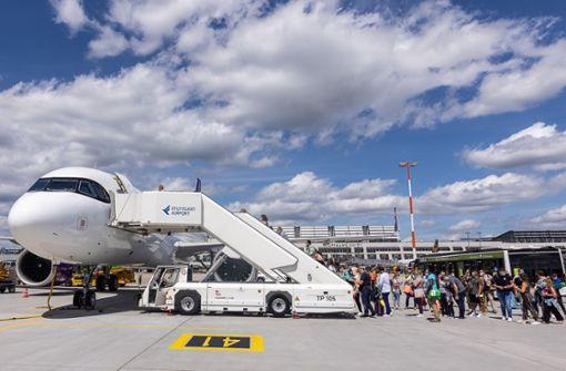 """""""Leider kann man den  Flughafen Stuttgart  nicht impfen"""""""