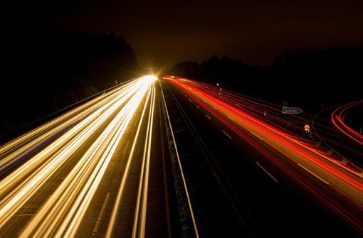 Geisterfahrerin auf der A8 unterwegs