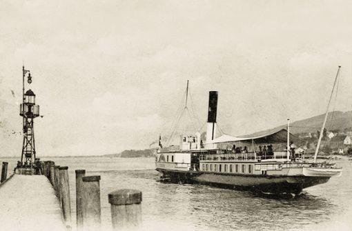 Das Teufelsschiff vom Bodensee