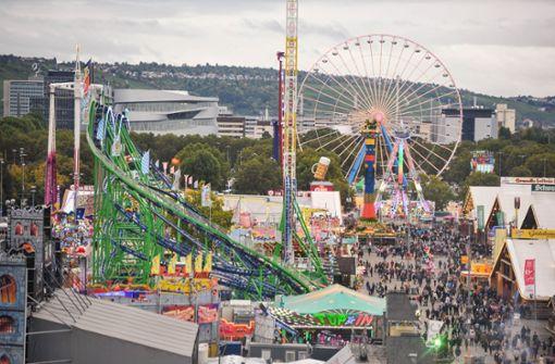 Findet das Cannstatter Volksfest statt?