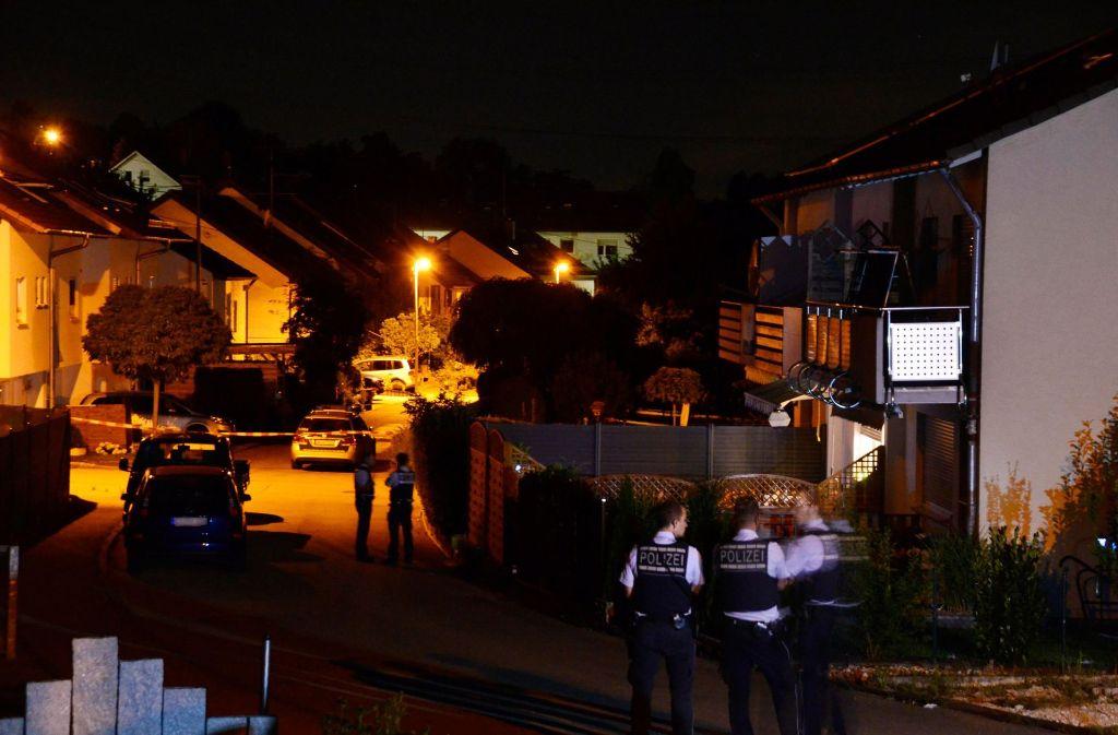 In Nürtingen ist es am Samstag zu einem tödlichen Familiendrama gekommen. Foto: Fotoagentur Stuttgart