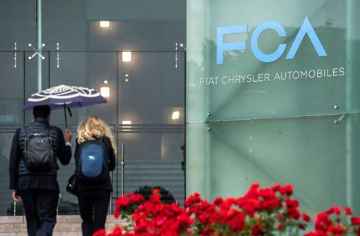 Autobauer bestätigen Gespräche über eine Fusion
