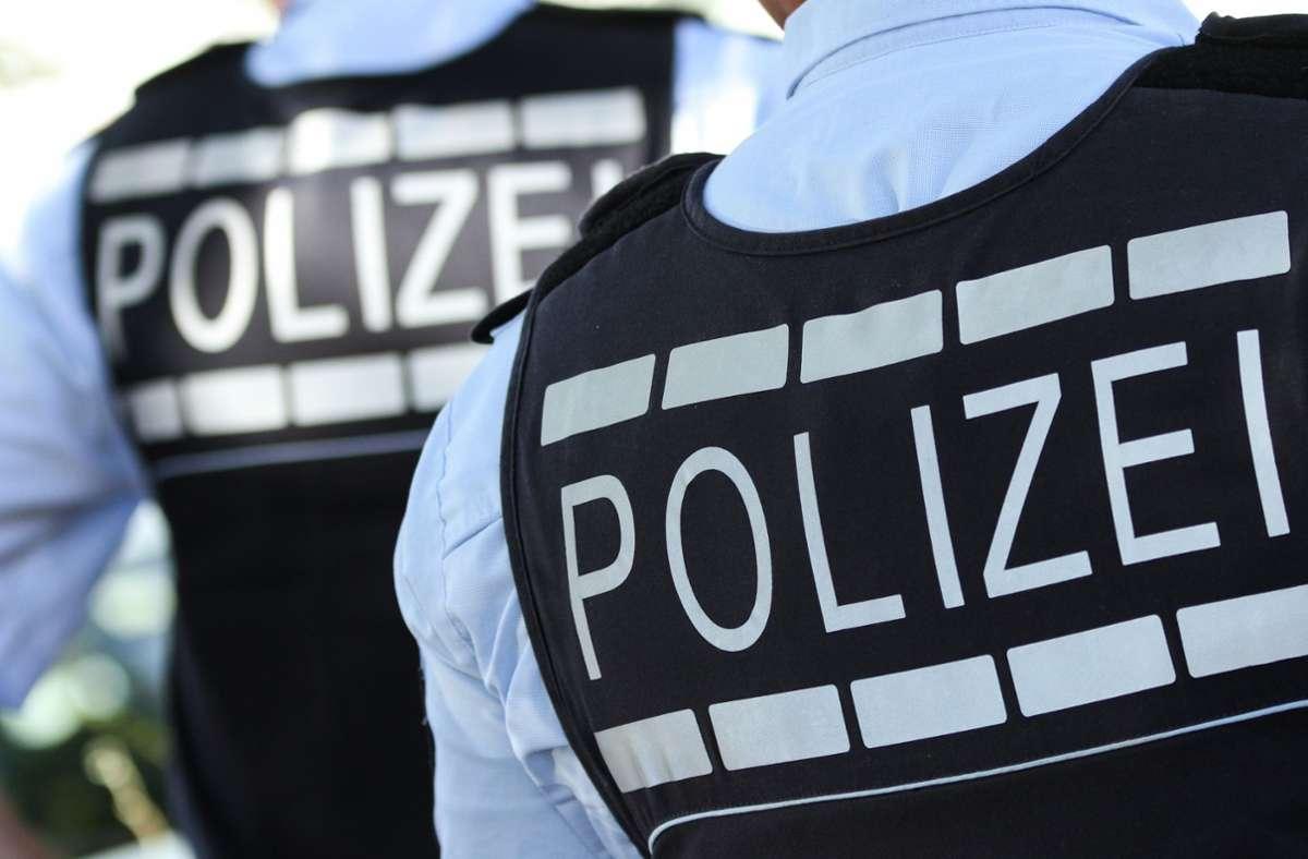 """In Baden-Württemberg wurden im ersten Halbjahr drei Disziplinarverfahren """"wegen des Verdachts extremistischer Verhaltensweisen"""" gegen Polizisten eingeleitet. Foto: picture alliance/dpa/Silas Stein"""