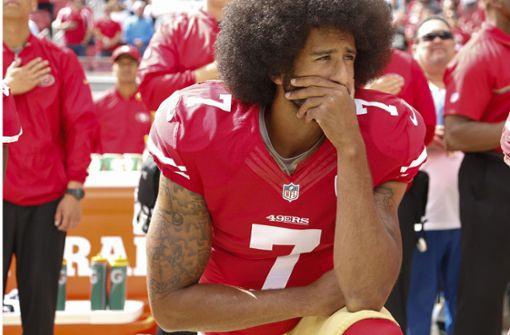 Nike wirbt trotz Trump-Kritik mit Football-Star