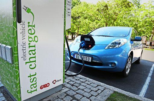Ein Automarkt setzt voll auf Elektroantrieb