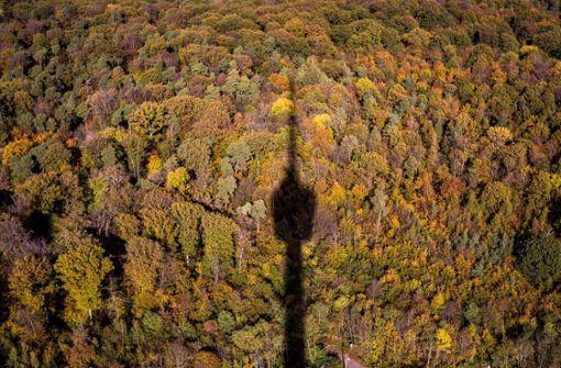 Vergleichsweise kühler, aber sonniger Herbst im Südwesten