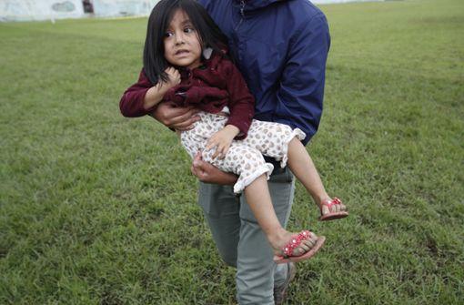 1,2 Millionen Kinder von Hurrikan schwer betroffen