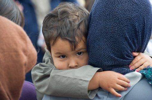 Im Juli kommen weitere Flüchtlinge nach Bad Cannstatt. Foto: dpa-Zentralbild