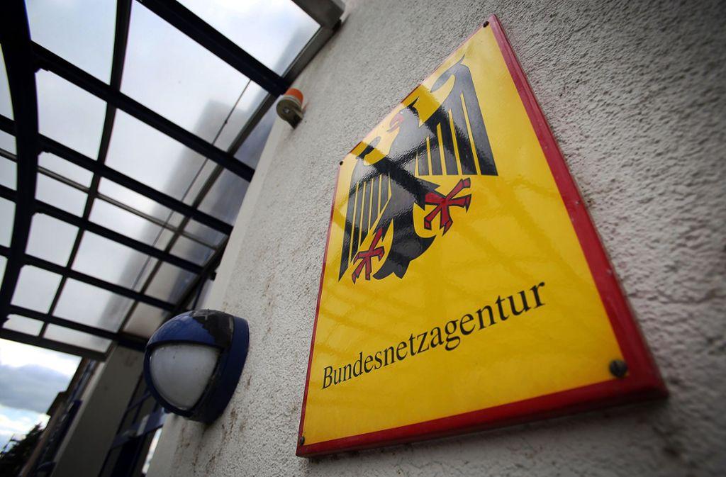 In Mainz lässt die Bundesnetzagentur die Frequenzen versteigern. Foto: dpa