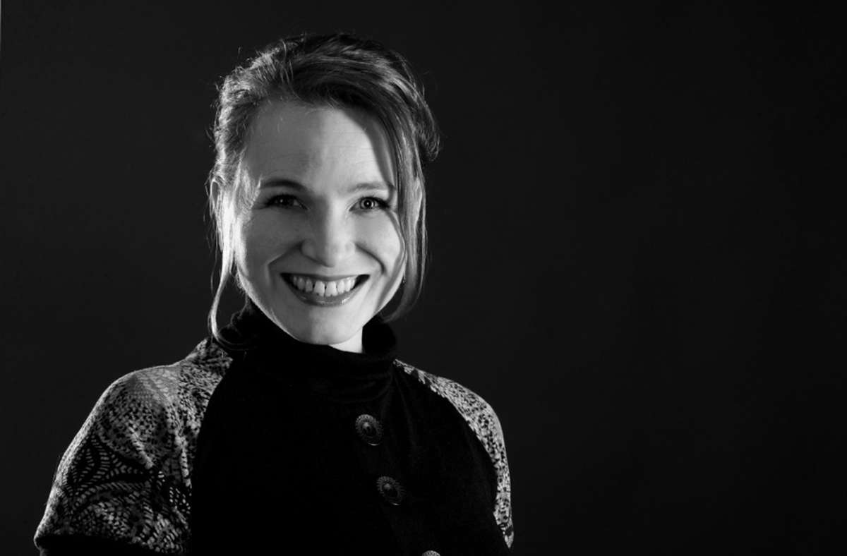 Nina Kurzeja plant virtuelle Tanzprojekte. Foto: privat