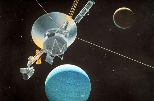 Voyager 2  –  Tour zu den Sternen