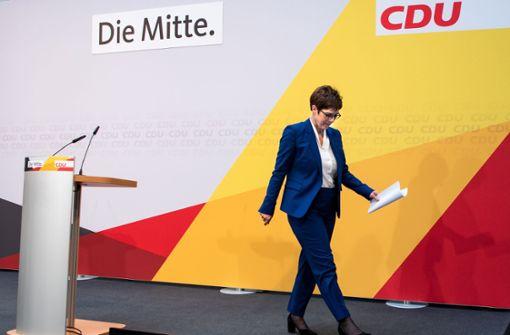 Das sagt die CDU-Basis in Stuttgart