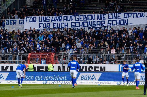 Karlsruher SC steht als erster Absteiger fest