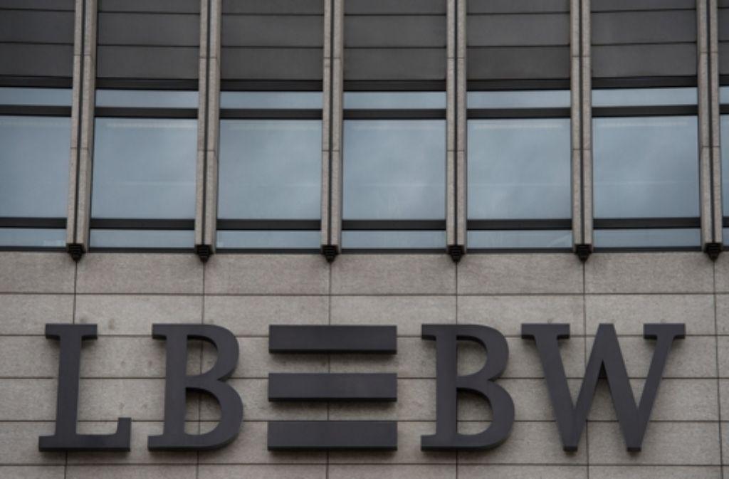 Der ehemalige Mitarbeiter der LBBW-Bank sitzt nun in U-Haft. Foto: dpa