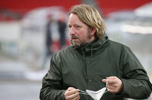 VfB-Sportdirektor offenbar bei Borussia Dortmund im Gespräch