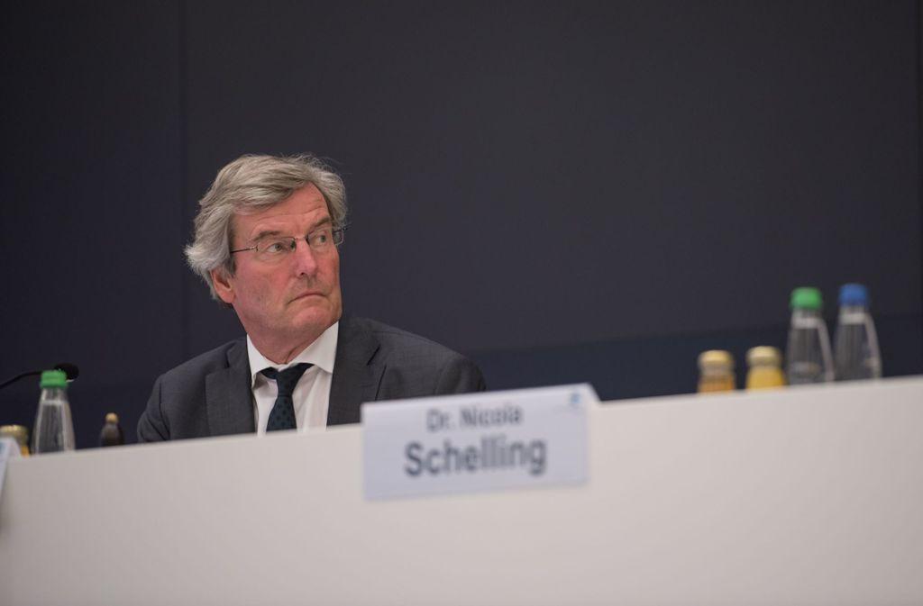 Der CDU-Politiker Thomas Bopp bleibt Vorsitzender des Verbandes Region Stuttgart. Foto: Lichtgut/Max Kovalenko